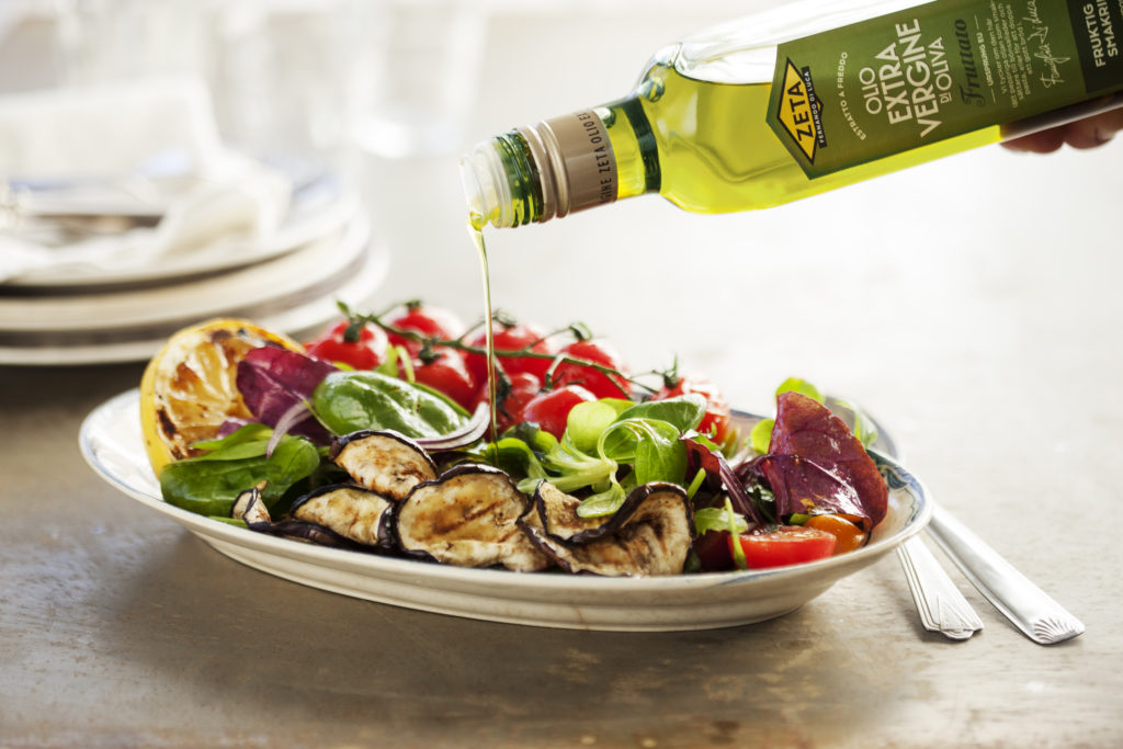 Olivolja som krydda