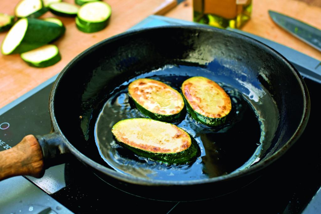 Steka i olivolja