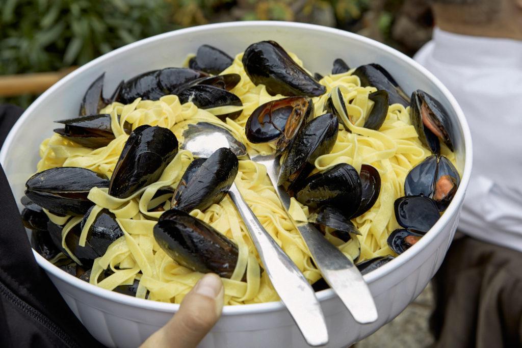 Recept från Zeta. Fernandos_pasta_med_blåmusslor_li