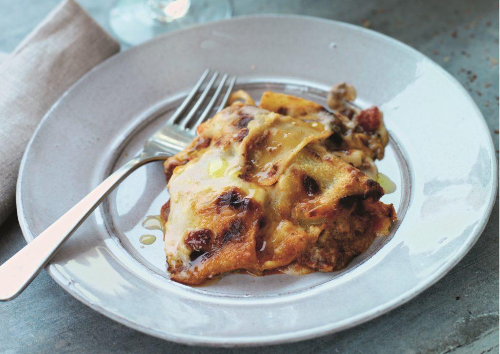 Recept från Zeta.nu Lasagne