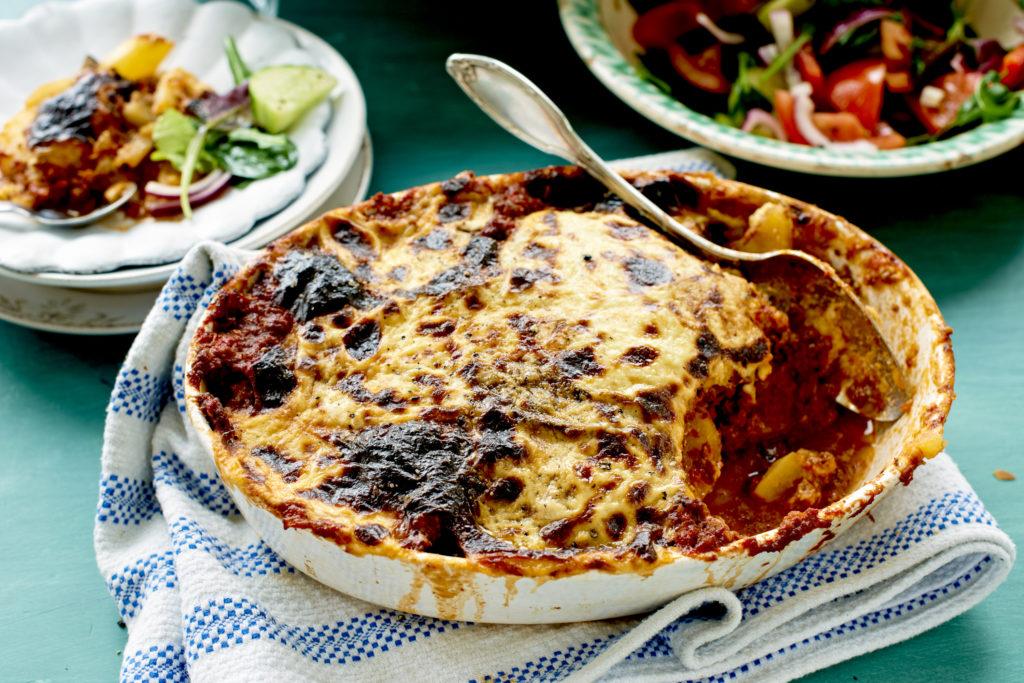 Recept från Zeta. Moussaka_li