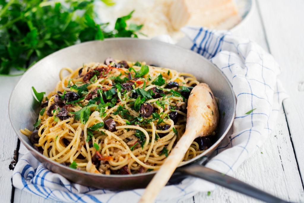 Recept från Zeta. Vegetarisk_Spaghetti_Carbonara_li