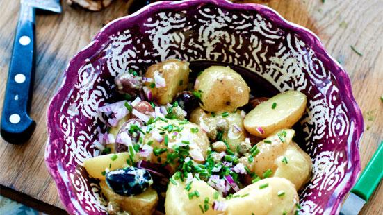 Recept från Zeta. Potatissallad_med_senapsdressing_och_kapris_li