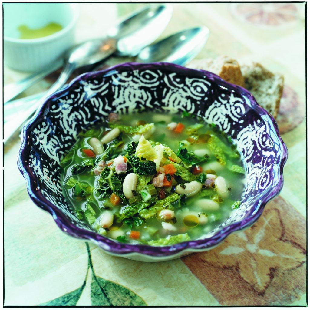 Recept från Zeta. bonsoppa-med-savoykal