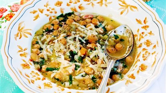 Recept från Zeta. kikartor_selleri_parmesan