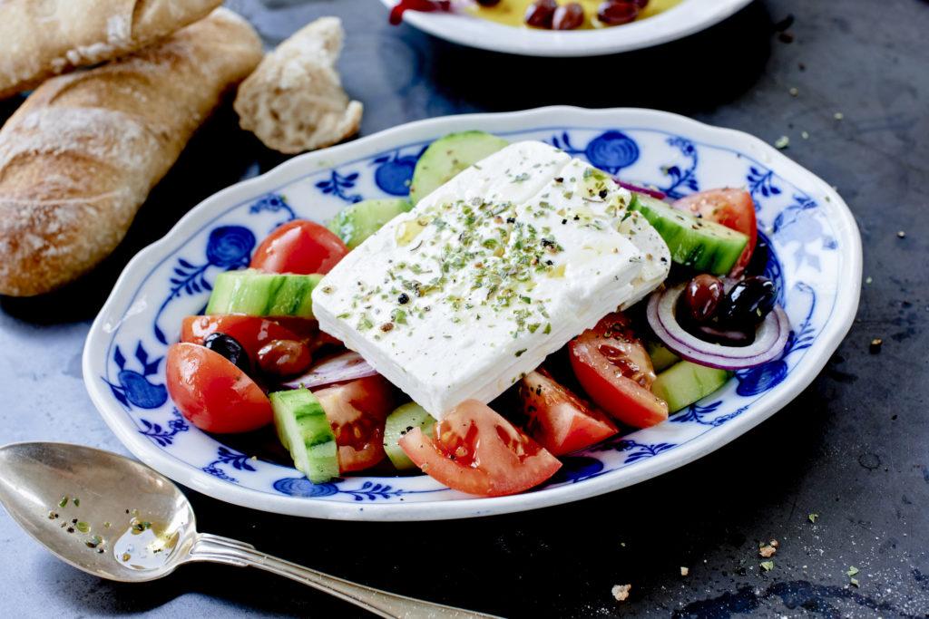 Recept från Zeta. klassisk_grekisk_sallad