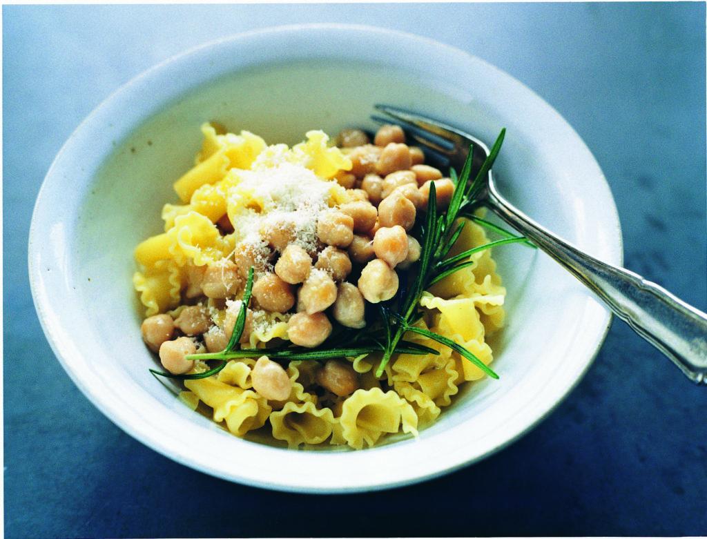 Recept från Zeta. pasta_med_kikartor