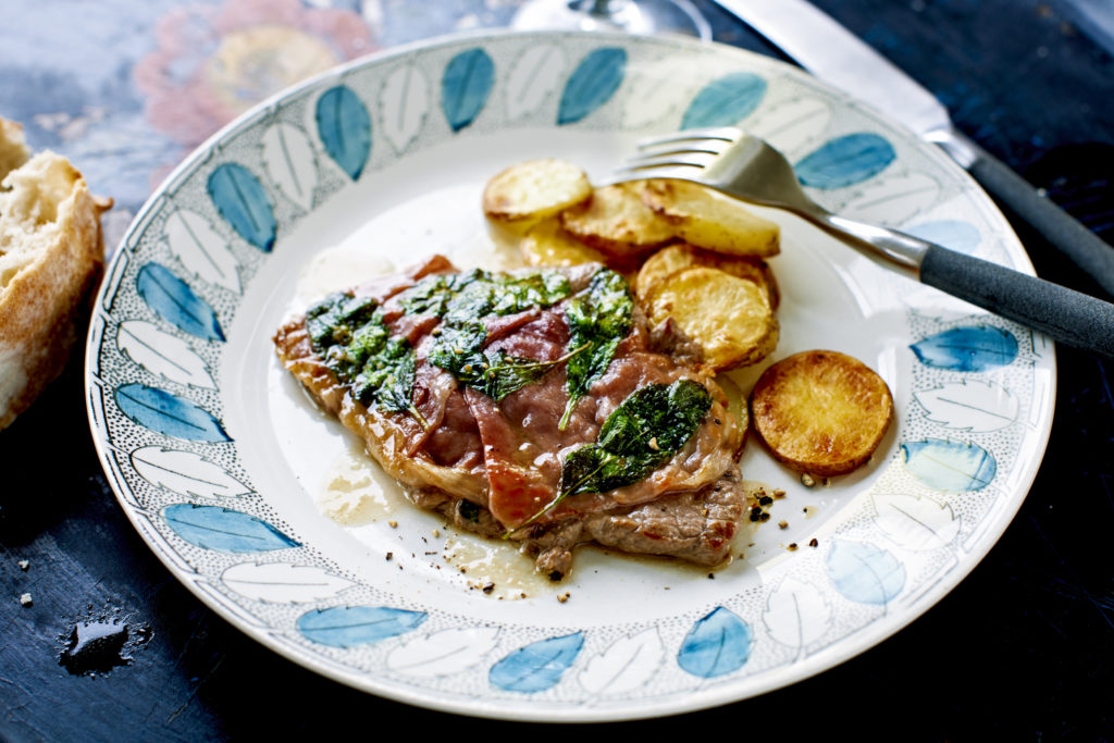 Recept från Zeta. saltimbocca_med_vinsky_och_rostad_potatis