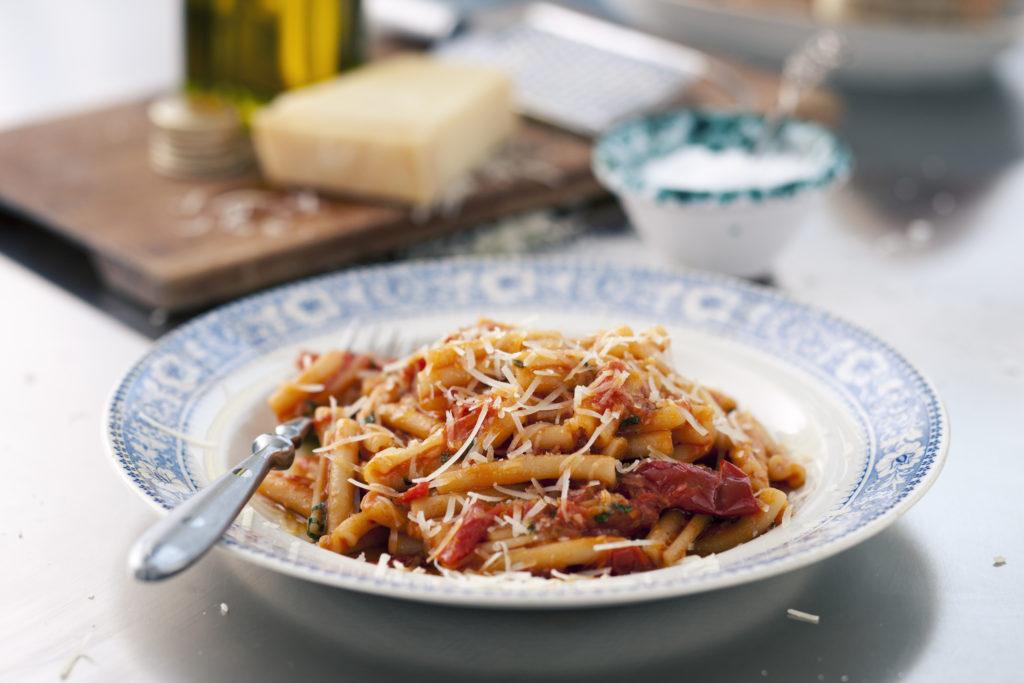 Recept från Zeta: Cavatelli