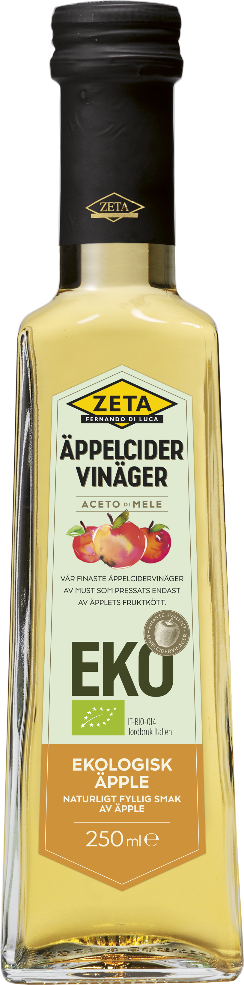 varför ofiltrerad äppelcidervinäger