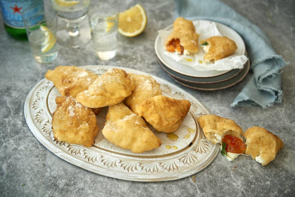 Recept från Zeta. Italienska piroger