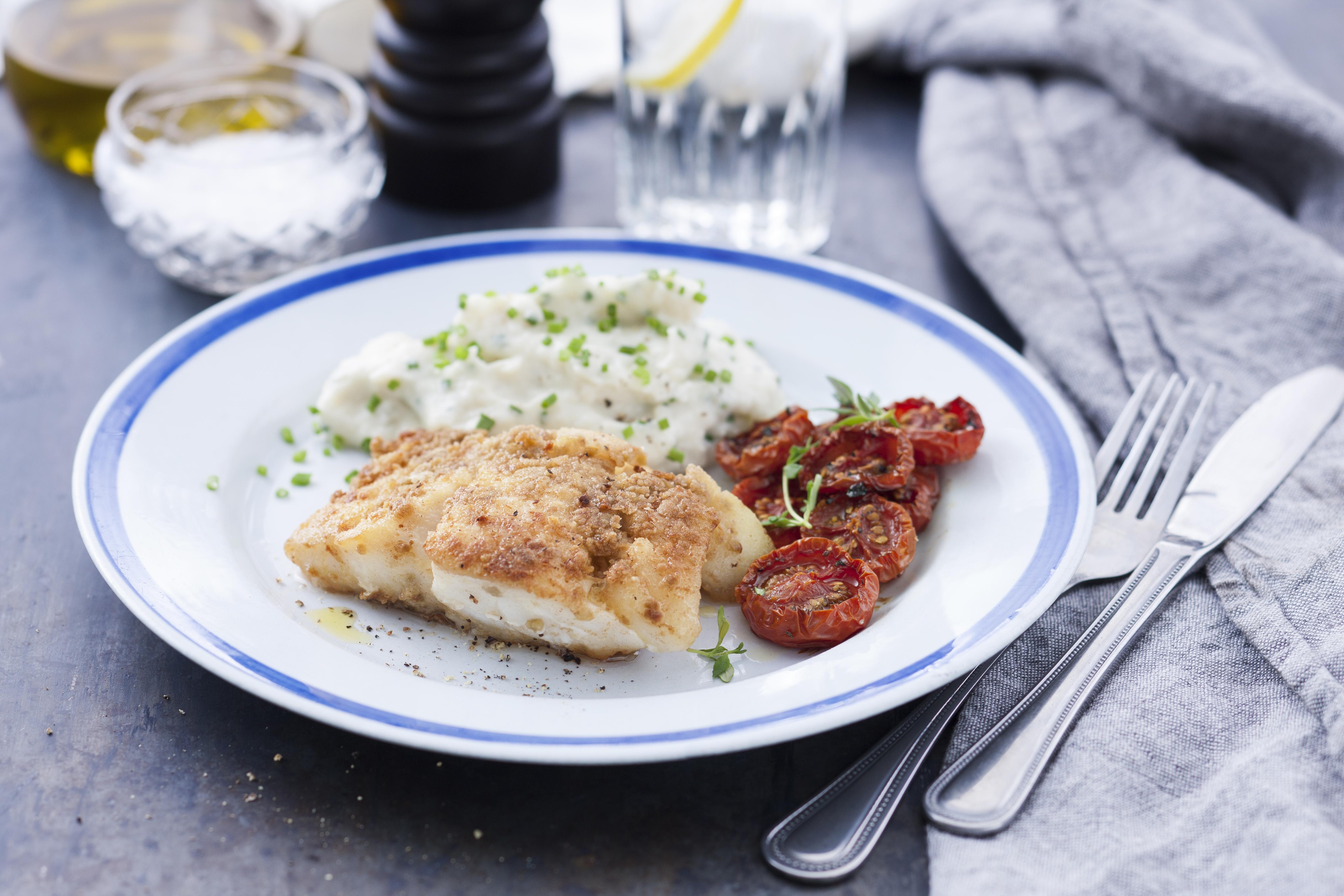 medelhavsmat recept fisk