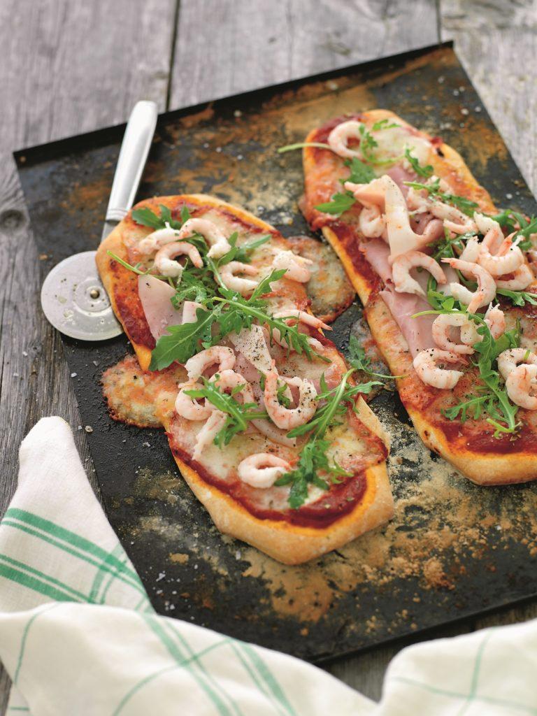 Recept från Zeta. Pizza Bussola