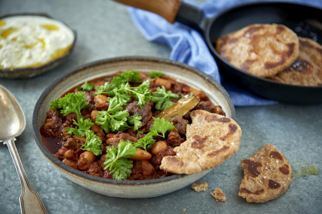 Recept Chili con carne med fetaoströra - Zeta