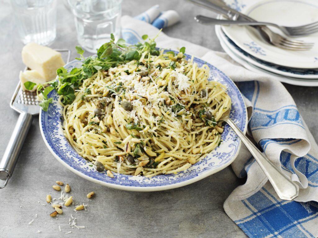 Spaghetti Aromatici
