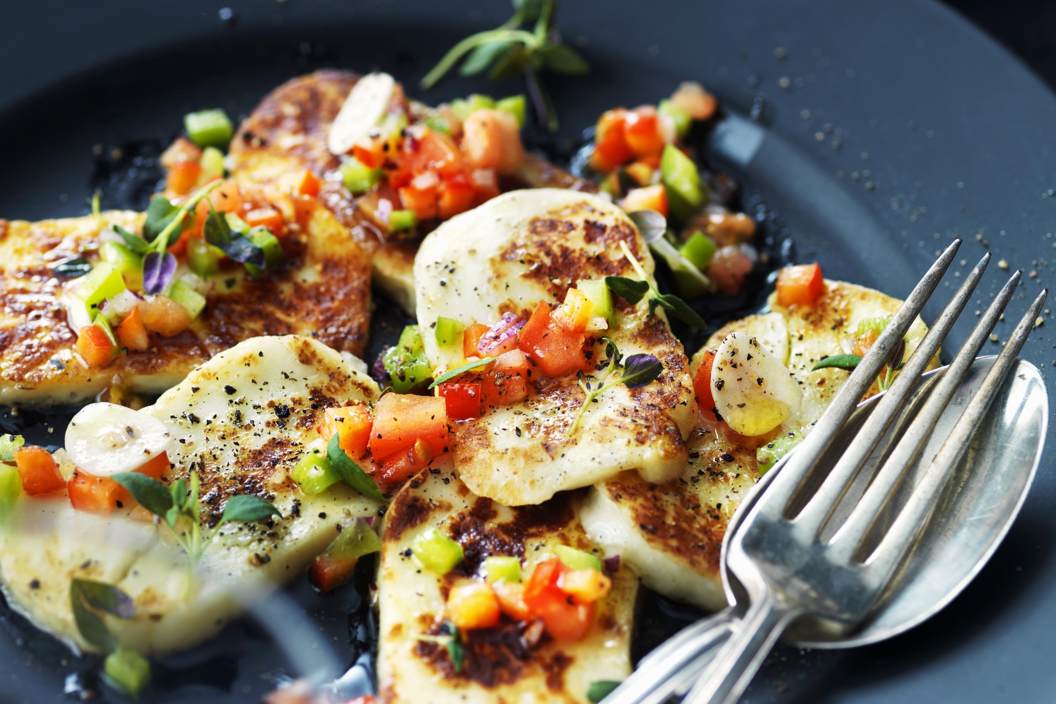 stekta grönsaker recept