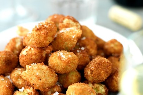 Recept från Zeta: Olive Ascolane