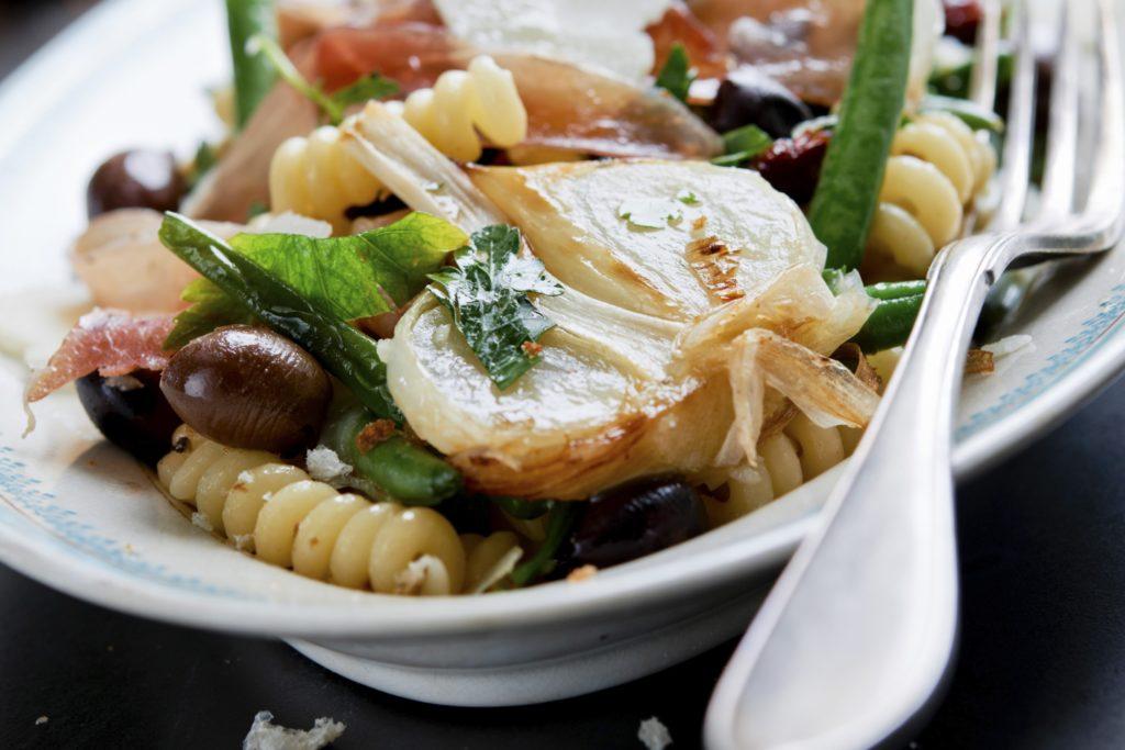 Recept från Zeta: Pasta Provencale