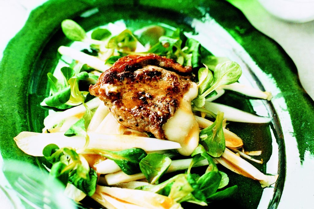 Recept från Zeta: Taleggiobiff med mangosky