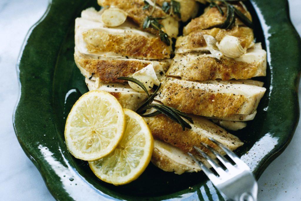 Recept från Zeta: Ugnsbakad kyckling