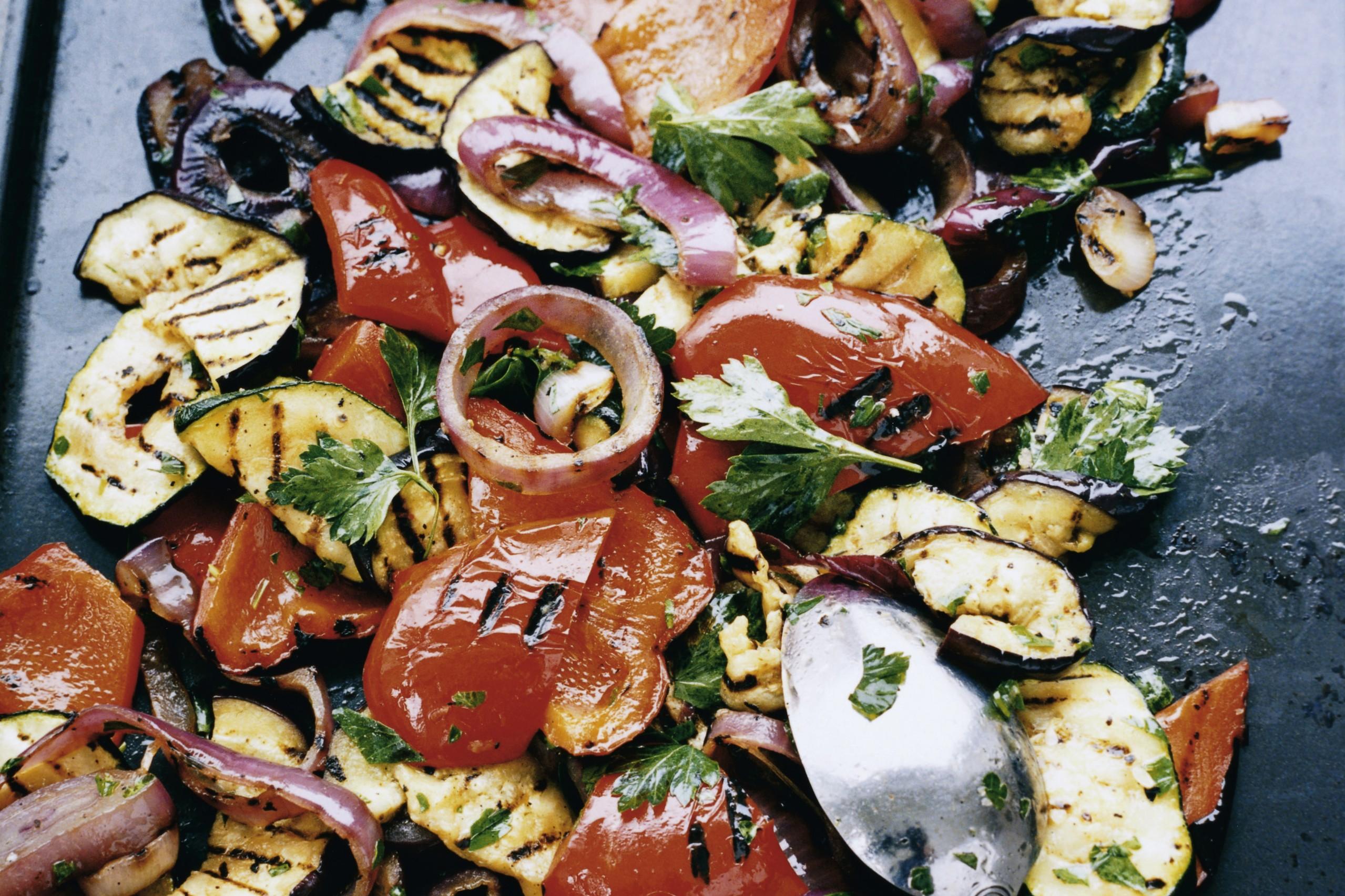 sås till grönsaker i ugn