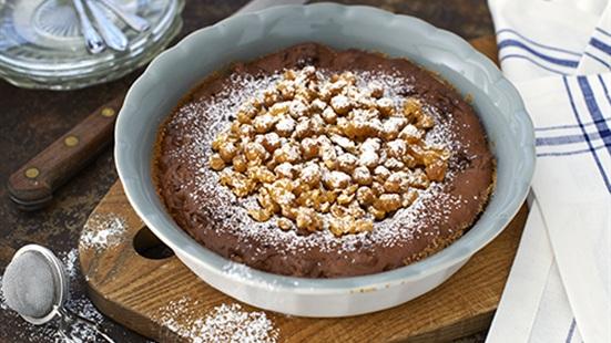 Recept från Zeta. Italiensk_chokladkaka_ kikartor