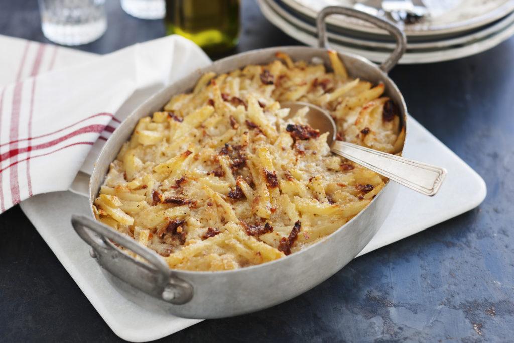 Recept från Zeta. vegetarisk_janssons_frestelse