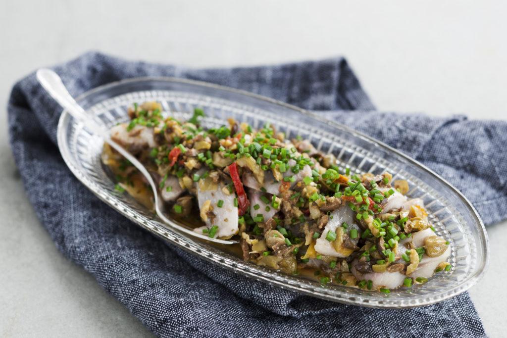 Recept från Zeta: Oliv- och kaprissill