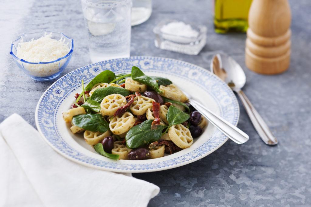 Recept från Zeta: Susanne Ljungskogs VM-pasta