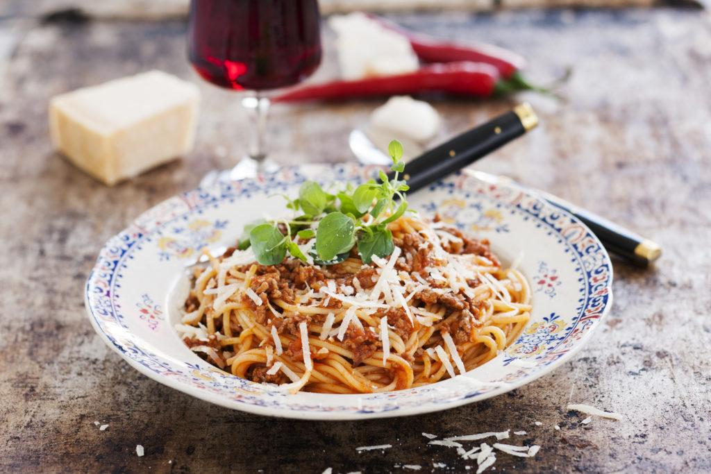 Recept från Zeta: Spaghetti med chili, vitlök och kapris