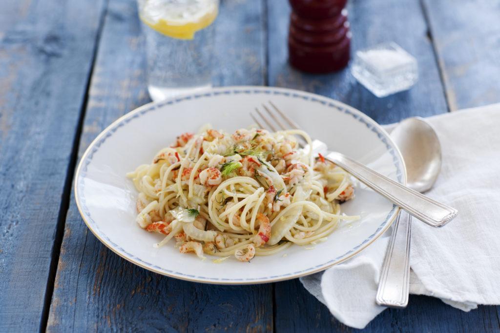 Recept från Zeta. Spaghetti_fankal_kraftor_li