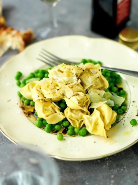 Recept från zeta.nu Cappelletti Prosciutto Crudo