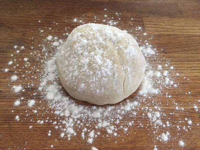 Recept från zeta.nu Glutenfri pizzadeg