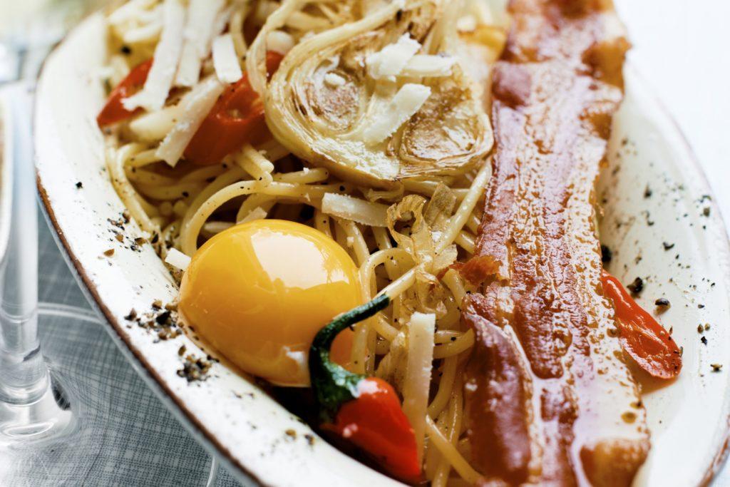 Recept från Zeta: Carbonara New Style