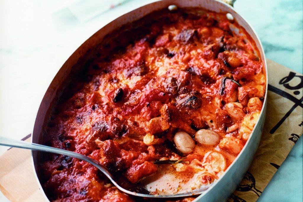 Recept från Zeta. bonor_i_ugn_med_tomatsas