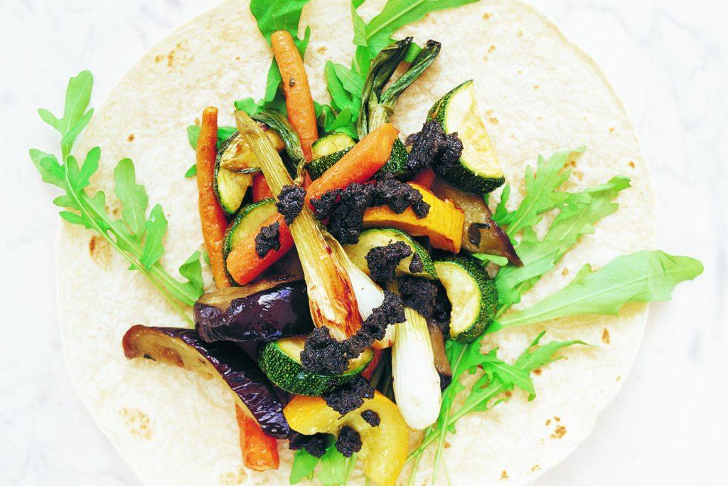 Recept från Zeta: Grönsaker i 200°