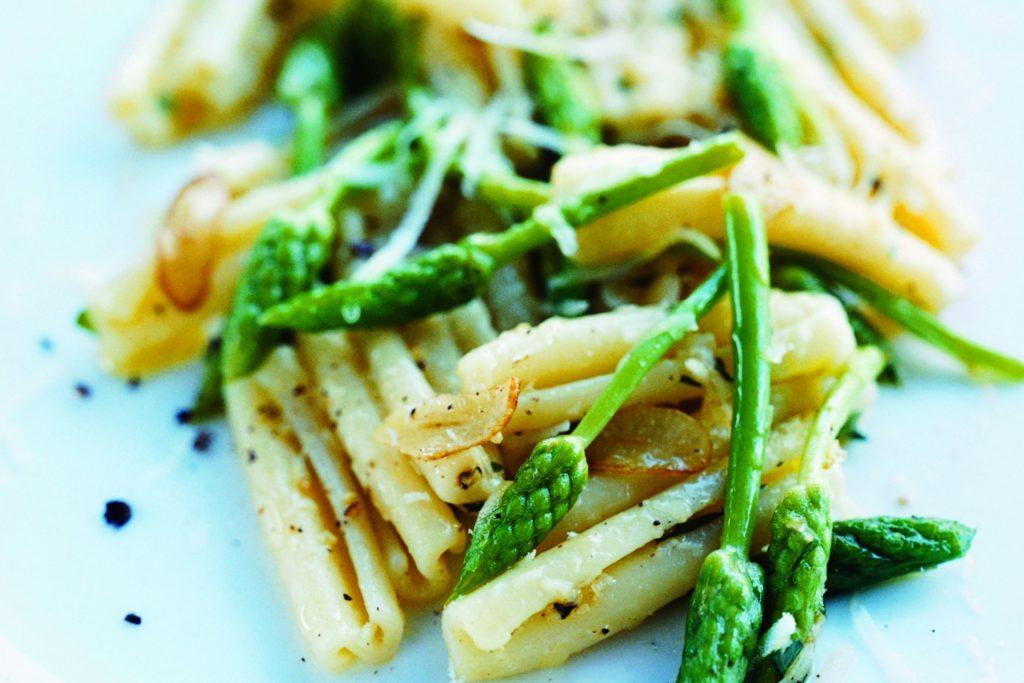 Recept från Zeta: Pasta med vildsparris