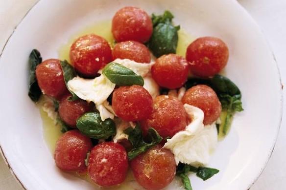 Recept från Zeta: Tomatsallad