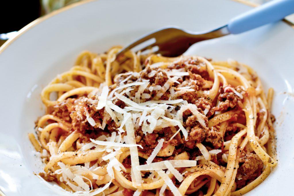 Recept från Zeta: Spaghetti Pronto Bolognese
